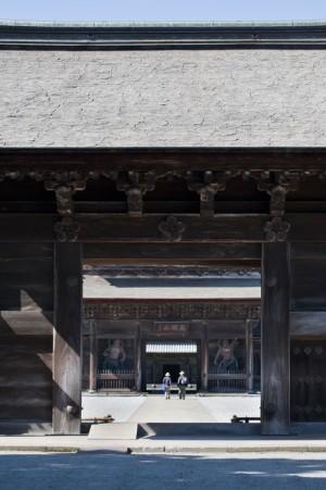 四百年前のモダニズム 小川重雄写真展@瑞龍寺