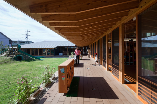 Einosato Nursery School_D